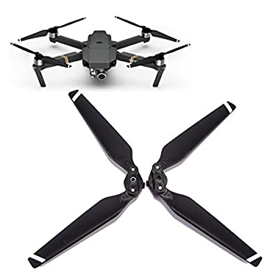 Surepromise Folding Propeller Quick Release for DJI Mavic Pro Drone Propellers Blades by Surepromise