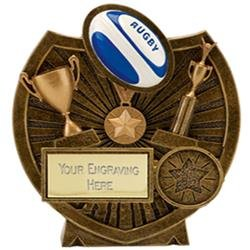 Century Shield Rugby (N) Rugby Trophy Award (Century Tower)