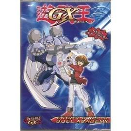 YU-GI-OH ! ENTREZ DANS LA DUEL ACADEMY saison 1 - DVD