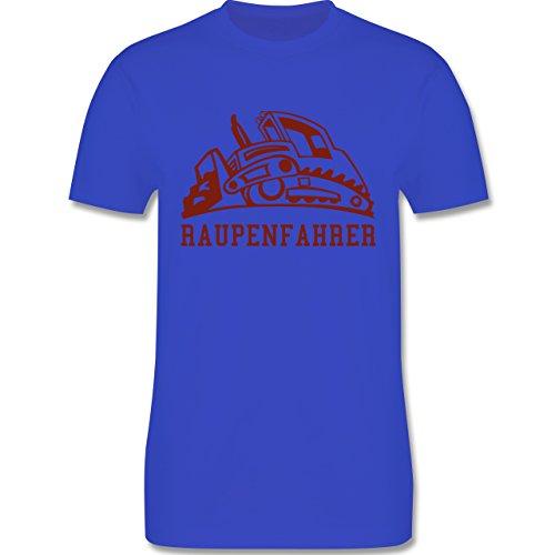 Andere Fahrzeuge - Raupenfahrzeug - Herren Premium T-Shirt Royalblau