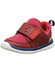 Clarks Kids Ath Leap Fst - Zapatillas de running Bebé-Niños