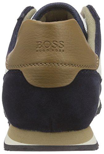 Boss Orange Adreyano 10189801 01, Baskets Basses Homme Bleu (dark Blue 401)