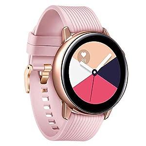20 mm Silikon Sport Band für Samsung Galaxy Watch für Huawei Huami Watch Ersatz-Uhrenarmband