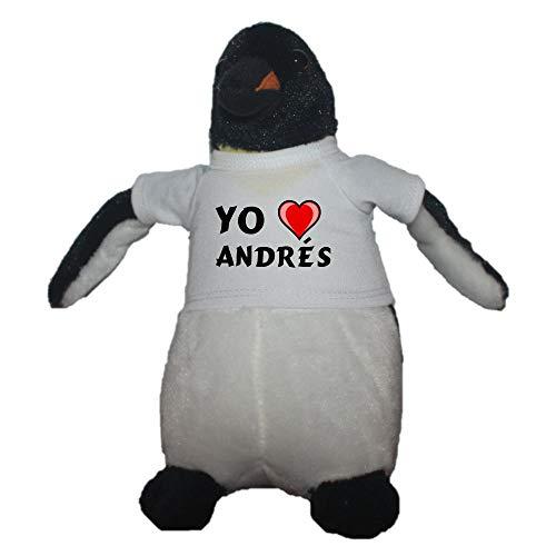 Shopzeus Pingüino Personalizado de Peluche (Juguete) con...