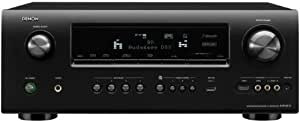 Denon AVR 3312 7.1 AV-Receiver (7x HDMI mit 3D, 2 HDMI Ausgänge, Airplay, Internetradio, Netzwerk, USB Eingang, 7x 165 Watt) schwarz