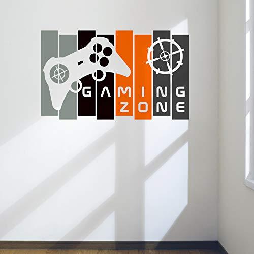 Design Divils Cool Gamer - Adhesivo decorativo panel