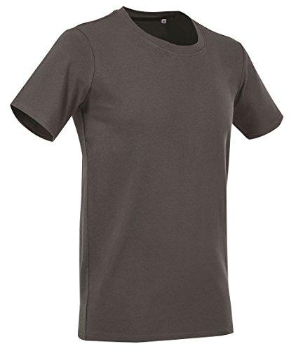 Stedman Herren T-Shirt Grau - Slate Grey