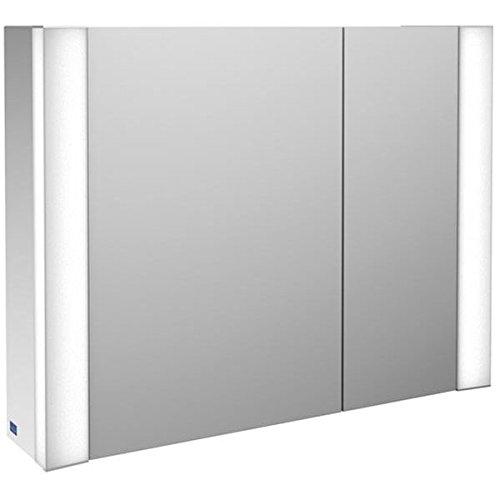 Villeroy + Boch SPS My View - Spiegelschränke B38680 800x616x170 Weiß Matt, B38680MS