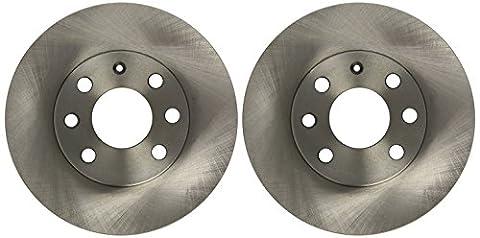 MAPCO Brake Discs (15746) (Set of 2)