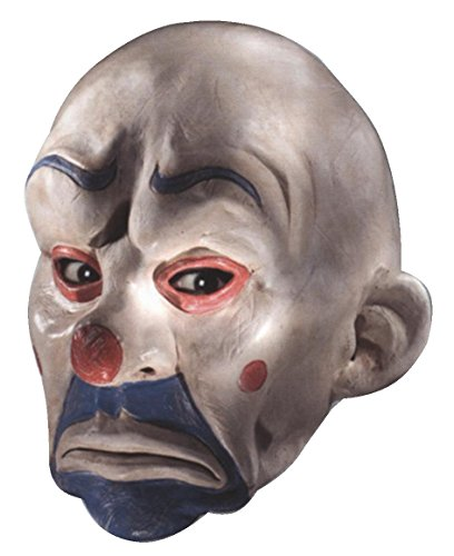 ht Maske Joker Clown-Latex M (Halloween Kostüme Schurken)