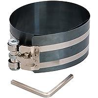 Silverline 253996 - Ceñidor de aros de pistones (54-127 x 75 mm)