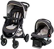 Graco FastAction Fold 2.0 Travel System - Henson, Pack of 1