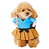 Pet Elf Disfraz de Perro, Urashima Taro de pie, Disfraz para Mascota, Oso de Peluche, Cosplay, Fiesta de Carnaval