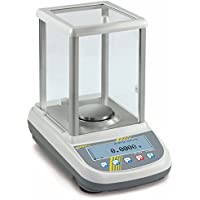 Analytical balance [Kern ALT 160-4B] Analytical balance with extensive recipe database, Weighing Range [Max]: 160 g, Readout [d]: 0,1 mg, Reproducibility: 0,1 mg, Linearity: 0,3 mg - Analytical Balance