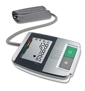 Medisana MTS Blutdruckmessgerät mit Arrhytmie-Anzeige + Einstufung der Messwerte durch Ampelskala
