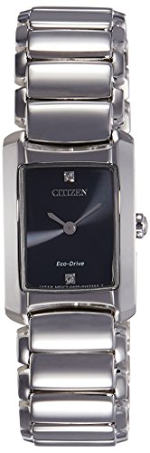 Citizen Analog Blue Dial Women's Watch - EG2970-53L image