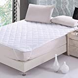 "Jaipur Linen Water Resistant & Dustproof Mattress Protector Twin Bed Size 72"" X"