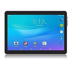Lectrus Tab 25,54 cm (10,1 Zoll) Tablet-PC (1,3 GHz Quad Core, 2GB RAM, 32GB eMMC, 3G/WiFi, GPS,Android 8.1 Oreo) schwarz