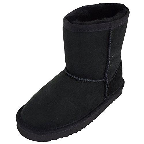 Snugrugs Bushga Kinder Stiefel aus echtem Schaffell mit -