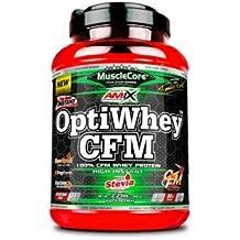 Opti-Whey CFM - 1 kg Doble Chocolate blanco