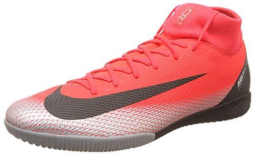 Nike Performance Mercurial SuperflyX VI Academy CR7 Indoor Fußballschuh Herren neonrot/schwarz, 12.5 US - 47 EU - 11.5 UK