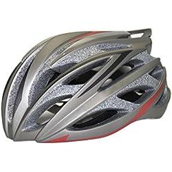 Ciclismo Fibras Cascos De Carbono Moldeadas Integralmente EPS,Titaniumcolor