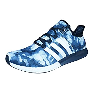 41SttMjC4PL. SS300  - adidas CC Climachill Gazelle Boost Mens Running Trainers/Shoes