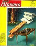 TOUT L'UNIVERS [No 151] du 09/09/1964 - DUMONT D'URVILLE - L'AMERIQUE DU SUD - LA FOURMILIERE - L'HOVERCRAFT OU AEROGLISSEUR - LA BIRMANIE - LE SENS DE L'EQUILIBRE - HISTOIRE DE L'ALBANIE.