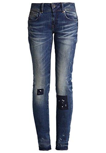 g star midge cody skinny G-Star Midge Cody MID Skinny - Damen Jeans Skinny Fit W30/L34