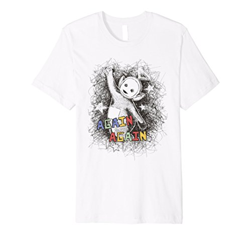 Teletubbies Doodle T-shirt for Adults - 5 colours - S to 3XL