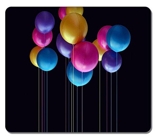 Colorful Luftballons Maus Pad Hochwertigem und langlebigem Mauspad Gaming Mauspad (Benutzerdefinierte Luftballons Billig)