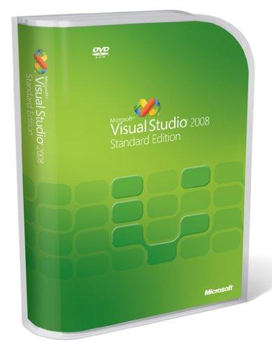 Microsoft Visual Studio Standard 2008
