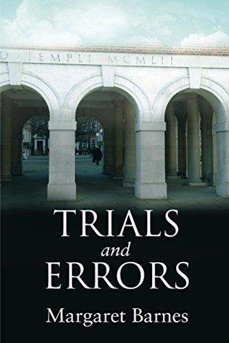 Trials and Errors: Life at the Bar (English Edition)