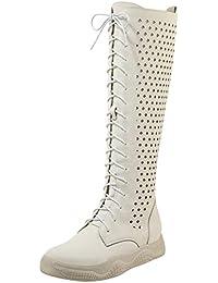 541e3e7e310 Amazon.fr   Lacets - Bottes et bottines   Chaussures femme ...