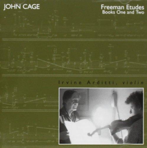 John Cage Volume 7 - Freeman Etudes Books 1 & 2 (Ard)