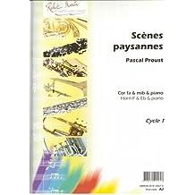 Scènes Paysannes - Book