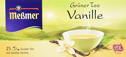 Meßmer Gruner Tee Vanille, 43,75 g