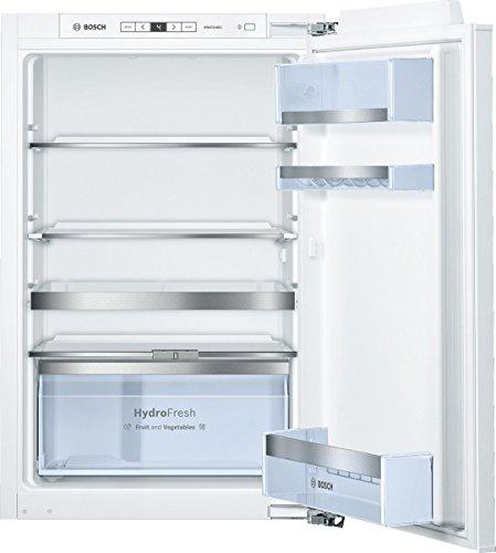 Bosch KIR21AD40 Serie 6 Einbaukühlschrank / A+++ / 87, 4cm Höhe / 65 kWh/Jahr / 144L Kühlteil / Akustischer Türalarm / Fest montiert
