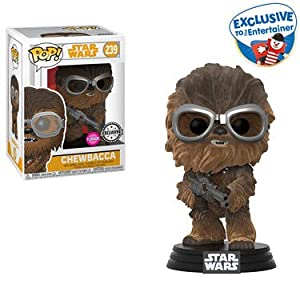 Funko Pop Chewbacca Flocked – Box Lunch (Star Wars 239) Funko Pop Han Solo: Una Película de Star Wars