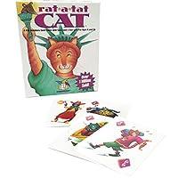 Gamewright Rat-a-tat Cat Game, Multicolour