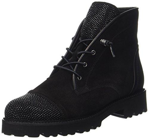 Gabor Shoes Damen Fashion Stiefel, Schwarz (17 Schwarz), 35 EU