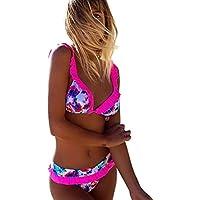 Bikinis Mujer,Dragon868 2018 Mujeres chicas empujar hasta arco bikini mujer traje de baño