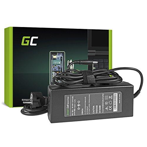00 Netzteil (Green Cell® Laptop Netzteil 19.5V 6.7A 130W Dell PA-4E PA-13 DA130PE1-00 LA130PM121 0JU012 ADP-130DB B Ladegerät inkl. Stromkabel)