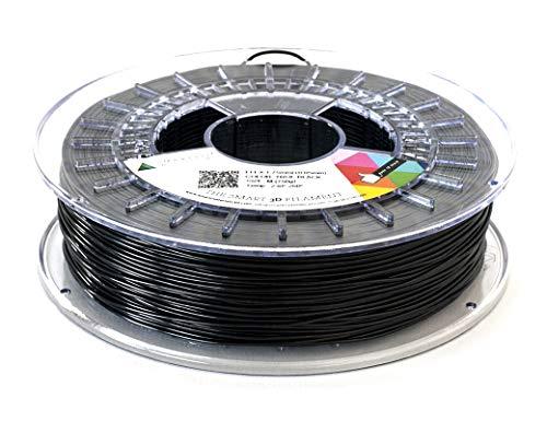 SMARTFIL FLEX, 1.75mm, TRUE BLACK, 330g Filamento para impresión 3D de Smart Materials 3D