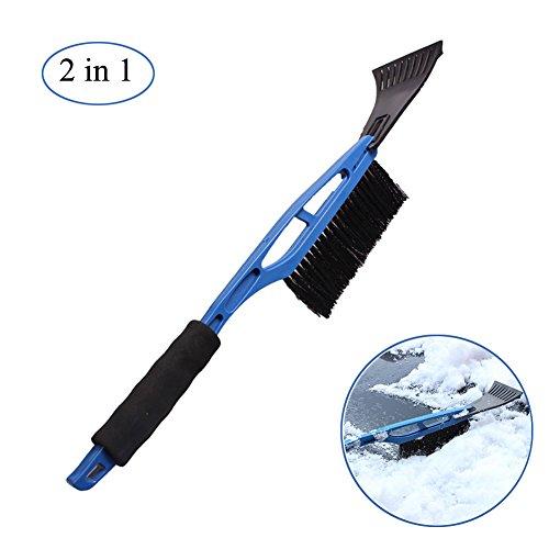 MyCreator-Spazzola-da-neve-e-raschiaghiaccio-per-auto-allungabile-533-cm-2-in-1-multifunzione-strumento-di-rimozione-della-neve-con-comoda-impugnatura-in-schiuma-in-etilene-vinil-acetato