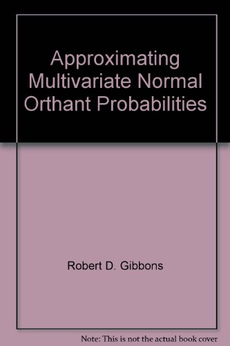 Approximating Multivariate Normal Orthant Probabilities