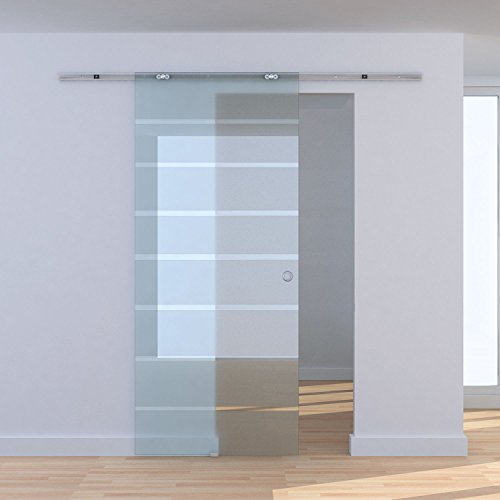 HOMCOM 2M/6.6ft Modern Sliding Barn Door Hardware Track for sale  Delivered anywhere in UK