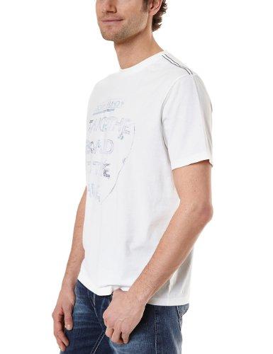 Pioneer Herren T-Shirt 5507 2703 Weiß (off white 208)