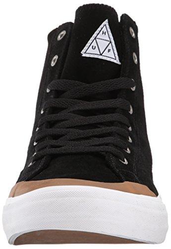 Herren Sneaker HUF Classic Hi Skateshoes Schwarz/Gum