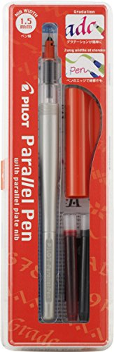 Pilot Parallel Pen 1.5mm  available at amazon for Rs.1396